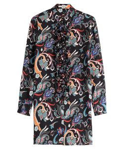 Etro | Printed Silk Blouse Gr. It 50