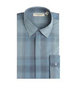 Burberry London | Check Print Shirt Gr. L