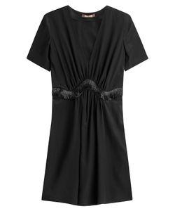 Roberto Cavalli   Silk Dress With Embellishment Gr. It 48