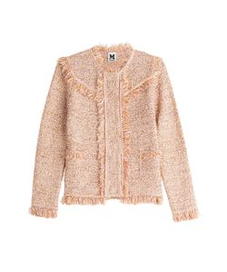 M Missoni | Textured Jacket With Cotton Gr. It 46