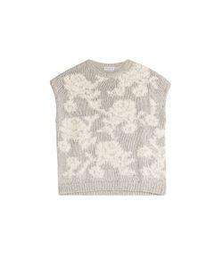 Brunello Cucinelli   Sleeveless Knit Top Gr. S