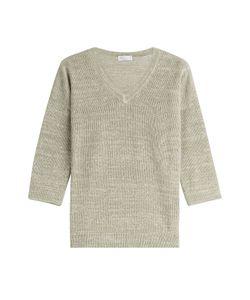 Brunello Cucinelli   Linen Pullover Gr. L
