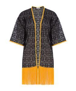 Paolita   Fringed Lace Tunic Gr. M