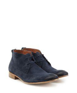Baldessarini | Burnished Suede Desert Boots Gr. Eu 42