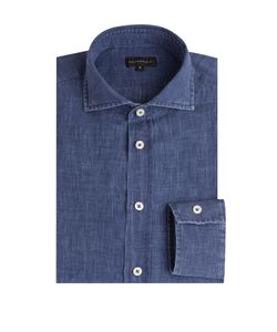 Baldessarini | Linen Shirt Gr. Eu 39