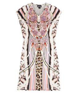 Just Cavalli | Printed Jersey Sheath Dress Gr. It 42