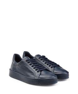 Jil Sander   Leather Sneakers Gr. Eu 44