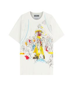 Moschino | Printed Cotton T-Shirt Gr. S