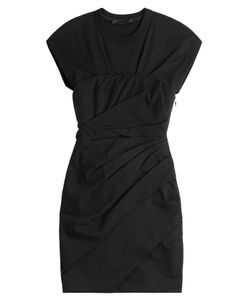 Alexander Wang | Sheath Dress With Gathered Paneling Gr. Us 2