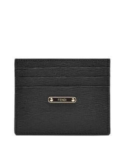 Fendi | Leather Card Holder Gr. One Size