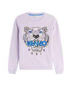 Kenzo | Embroidered Cotton Sweatshirt Gr. Xs