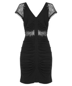 Roberto Cavalli   Dress With Lace Gr. It 44