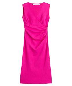 Diane von Furstenberg | Dress With Gathered Waist Gr. Us 10
