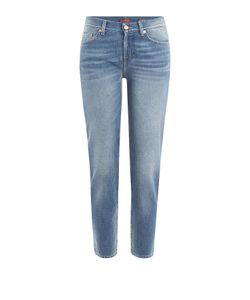 Seven for all Mankind | Cropped Jeans Gr. 25