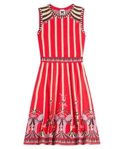 M Missoni | Cotton-Blend Circus Print Dress Gr. It 44