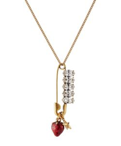 Marc Jacobs | Safety Strawberry Necklace Gr. One Size
