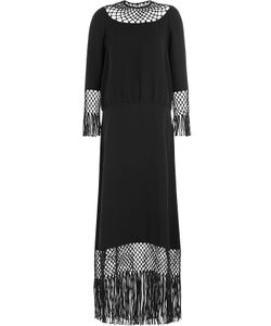 Valentino | Floor Length Silk Dress Gr. It 42