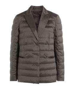 Brunello Cucinelli   Quilted Silk Jacket Gr. It 48