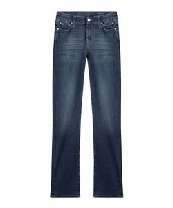 Seven for all Mankind   Straight Leg Jeans Gr. 25