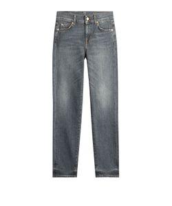 Seven for all Mankind   Roxanne Straight Leg Jeans Gr. 28