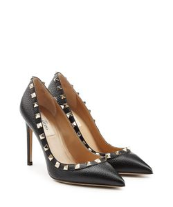 Valentino | Rockstud Leather Pumps Gr. It 40