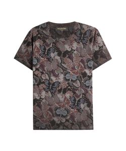 Valentino | Butterfly Printed Cotton T-Shirt Gr. M