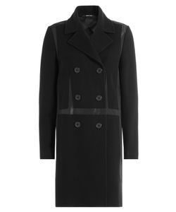 Maison Margiela | Wool-Cashmere Coat Gr. It 38