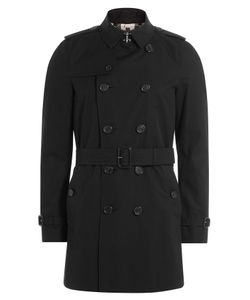 Burberry London | Cotton Mid Length Trench Coat Gr. Eu 52