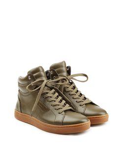 Dolce & Gabbana | Leather High-Top Sneakers Gr. Eu 43.5