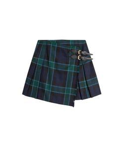 Burberry Brit | Wool Plaid Skirt Gr. Uk 12