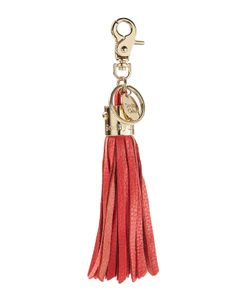 See by Chloé | Vicky Leather Tassel Keychain Gr. One Size