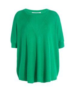 Diane von Furstenberg | Merino Wool Pullover With Silk Gr. Xs/S