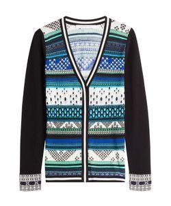 Diane von Furstenberg | Patterned Knit Cardigan Gr. Xs