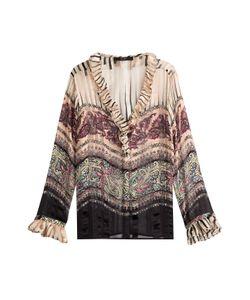 Etro | Printed Silk Blouse Gr. It 46