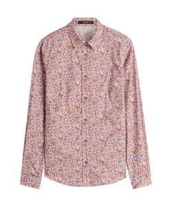 Etro | Cotton-Blend Printed Button-Down Gr. It 38