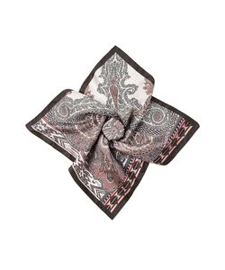 Etro | Printed Silk Pocket Square Gr. One Size