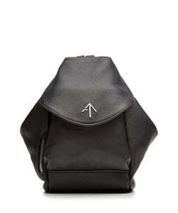 Manu Atelier | Mini Fernweh Leather Tote Gr. One Size