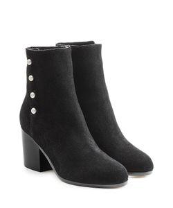 Maison Margiela | Suede Ankle Boots Gr. Eu 40