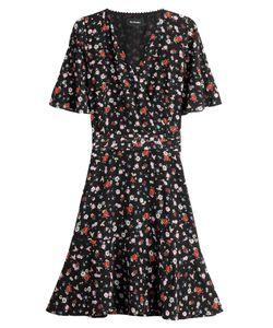 The Kooples | Printed Silk Dress Gr. M