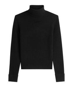 Vanessa Seward | Merino Wool Turtleneck Pullover Gr. Fr 38