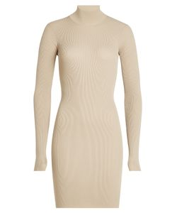 Yeezy | Ribbed Turtleneck Dress Gr. S