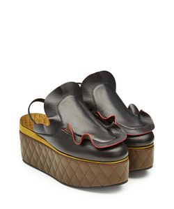 Fendi | Quilted Leather Platforms Gr. It 37