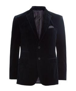 Baldessarini | Cotton Velvet Blazer Gr. Eu 48