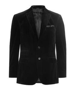 Baldessarini | Cotton Velvet Blazer Gr. Eu 52