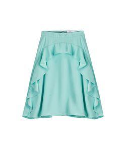 Carven | Crepe Skirt With Ruffles Gr. Fr 36