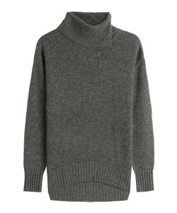 81 Hours by Dear Cashmere | Merino Wool Turtleneck Pullover With Cashmere Gr. L