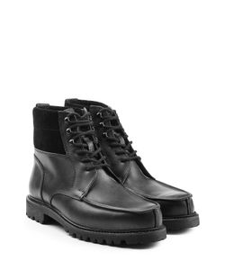 Ludwig Reiter | Leather And Suede Ankle Boots Gr. Uk 8