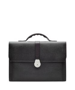 Smythson | Leather Slim Briefcase Gr. One Size