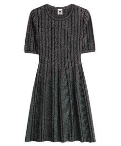 M Missoni | Metallic Knit Dress Gr. It 46