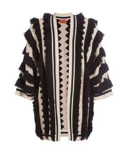 Missoni | Fringed Cardigan With Wool Gr. It 46